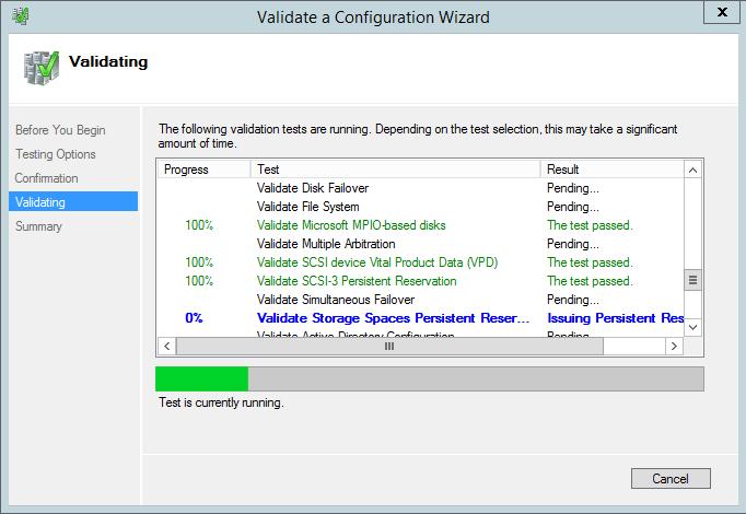 Hyper-V-Cluster unter Windows Server 2012 R2 aufbauen