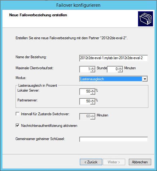 DHCP-Failover