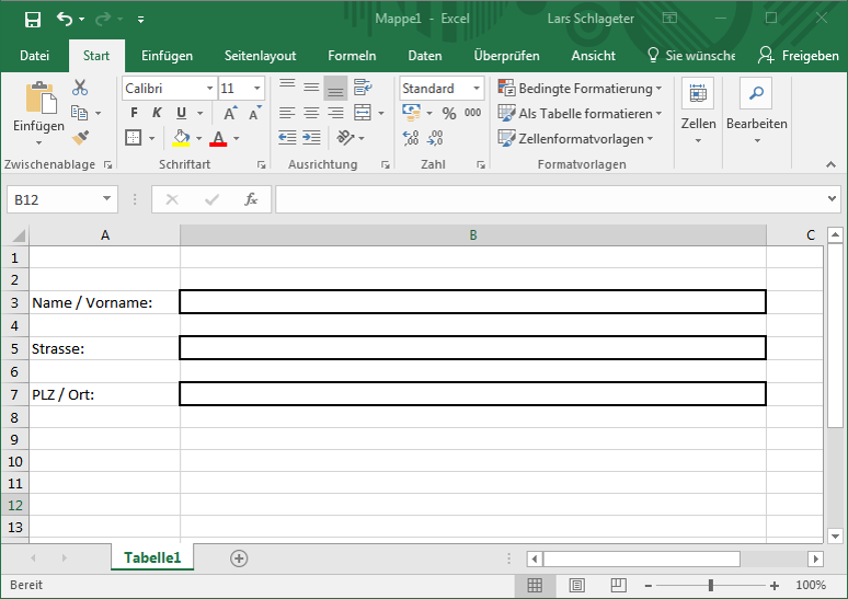 Tutorial  Office Excel 2016 - Excel-formulare