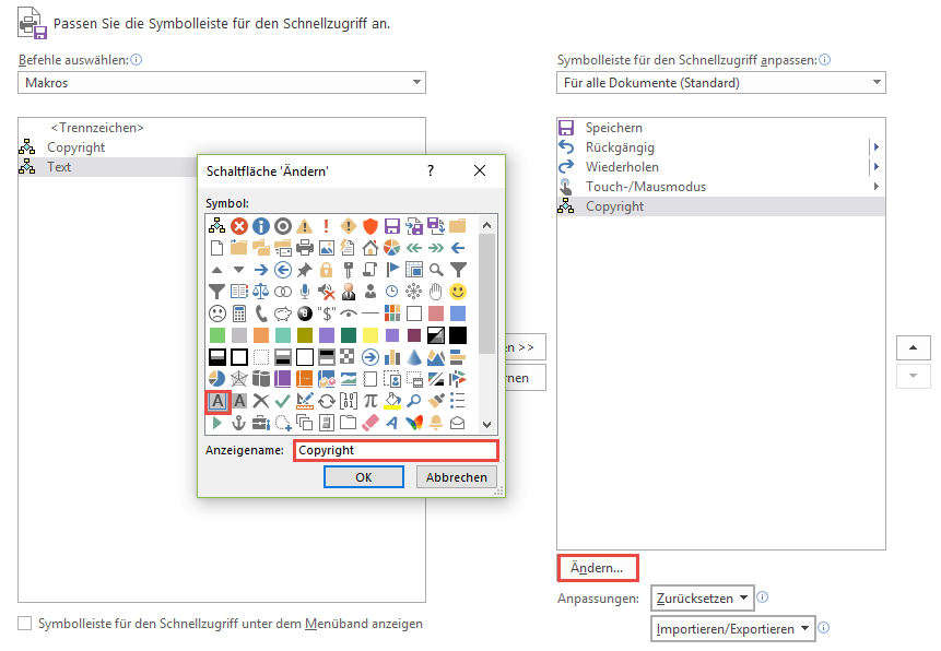 Excel: Einfache Makros erstellen