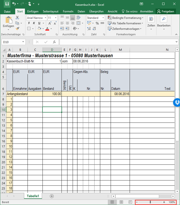 Tutorial: Office Excel 2016 für Einsteiger - it-zeugs.de