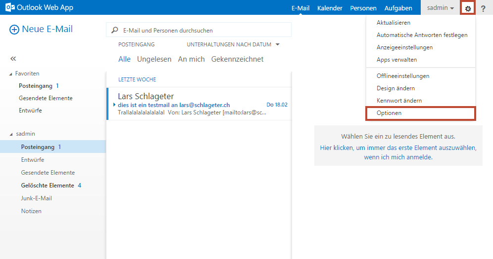 Exchange 2013 - Fehler beim Erstellen der Zertifikatsanforderung
