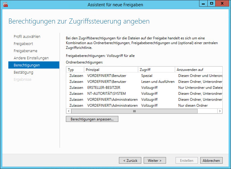 Windows Server 2012: Geclusterter Dateiserver