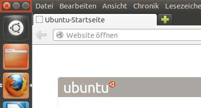 Ubuntu Fenster-Steuertasten