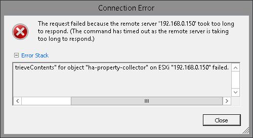 So geht es: Dem ESXi Server eine neue Festplatte hinzufügen