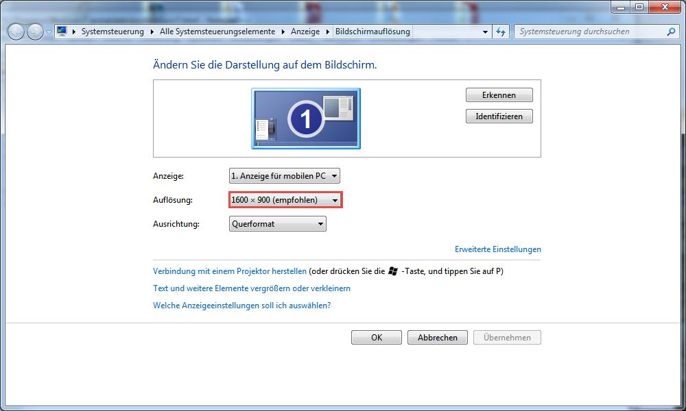 Windows 7 Anmeldebilschirm ändern
