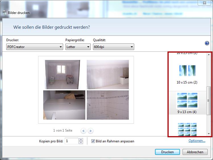 fotos aus digitalkamera mit windows live fotogalerie. Black Bedroom Furniture Sets. Home Design Ideas