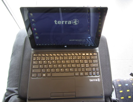 Terra Pad 1060 von Wortmnn