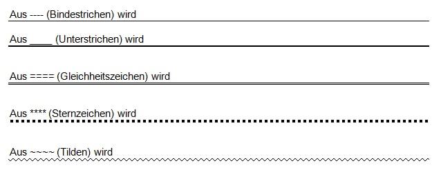 Word 2013/2016 - Autoformat