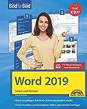 Word 2019 Bild für Bild erklärt. Komplett in Farbe. Für alle Einsteiger...