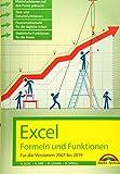Excel Formeln und Funktionen für 2019, 2016, 2013, 2010 und 2007: - neueste...