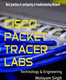 CISCO PACKET TRACER LABS: Best practice of configuring or troubleshooting Network (English Edition)