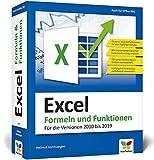 Excel – Formeln und Funktionen: Verständliche Anleitungen und Beispiele für...