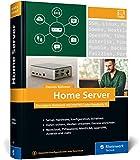 Home Server: Das eigene Netzwerk mit Intel NUC oder Raspberry Pi. Über 800...