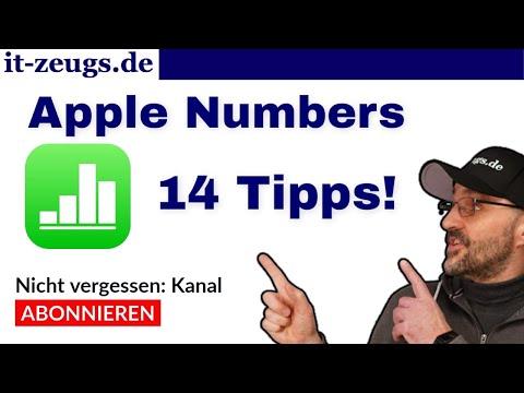 14 Mac Numbers Tipps