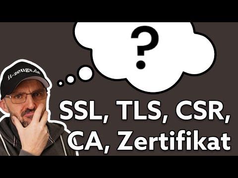 SSL / TLS einfach erklärt