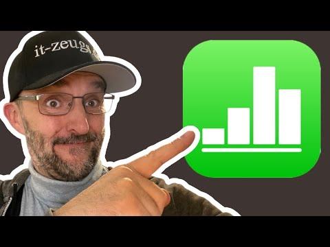 Numbers Tutorial [Deutsch]
