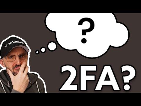 Zwei-Faktor-Authentifizierung einfach erklärt