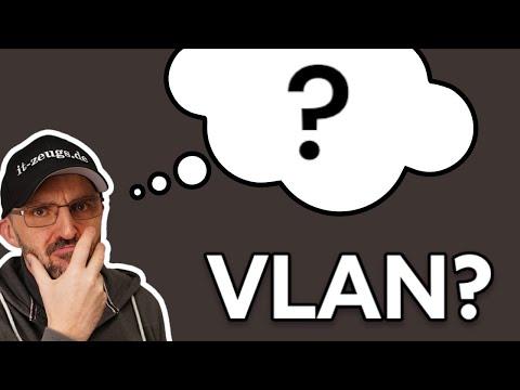 Netzwerk: Was ist VLAN – VLAN Grundlagen schnell und einfach erklärt