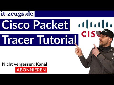 Cisco Packet Tracer Einstieg