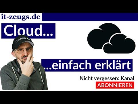 Cloud einfach erklärt