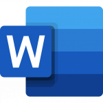 Word-Logo neu