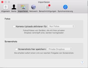 mac - Wo ist der Screenshot
