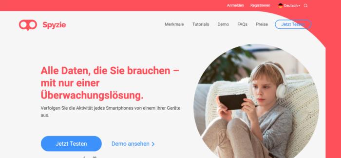 homepage-spyzie