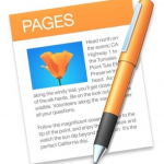Apple Pages Logo