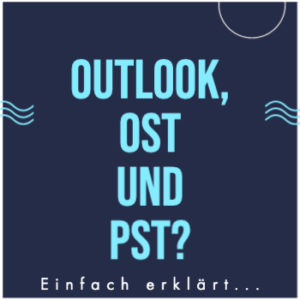 outlook-OST-PST