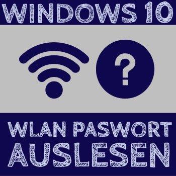 wlan-passwort-auslesen