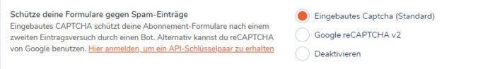 mailpoet-formular-spamschutz
