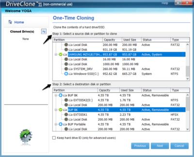 Systemfestplatte Windows gegen SSD tauschen