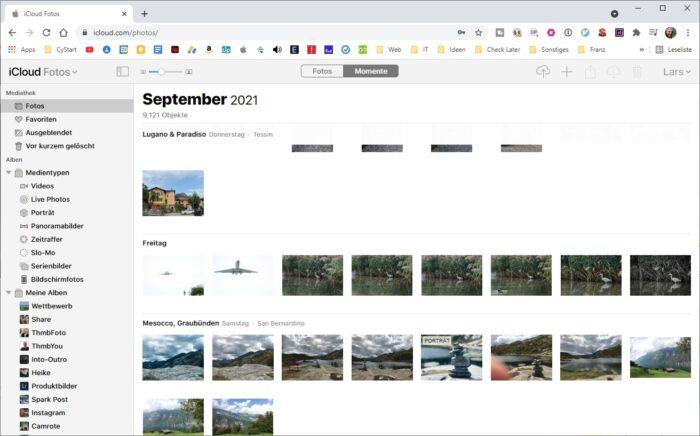 Fotos von deinem iPhone auf den Windows Rechner kopieren